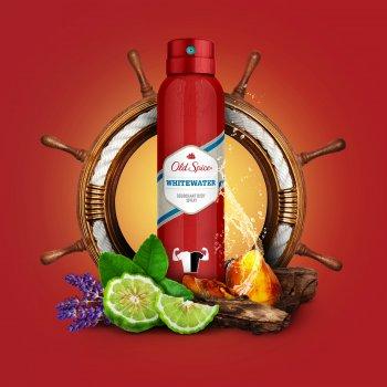 Дезодорант-спрей для мужчин Old Spice WhiteWater 150 мл (4084500507135)