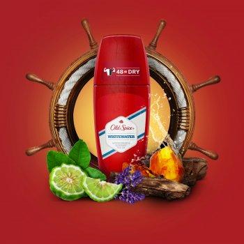 Роликовый дезодорант-антиперспирант Old Spice Whitewater 50 мл (4015600863067)