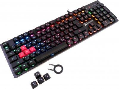 Клавіатура дротова Bloody B160N USB Black (4711421941204)