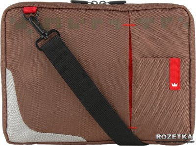 "Сумка для ноутбука Crown Genuine 10.2"" Brown (SBG4410BN)"