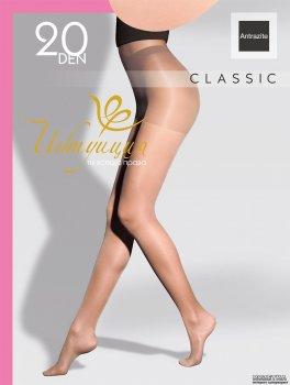 Колготки Intuicia Classic 20 Den Antrazite