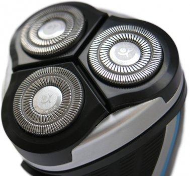 Електробритва НОВЫЙ ХАРЬКОВ НХ-8504 Фаворит+ Blue
