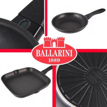 Сковорода Ballarini Avola глубокая с дополнительной ручкой 28 см (1006198)