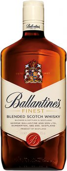 Виски Ballantine's Finest 1 л 40% (5010106111956)
