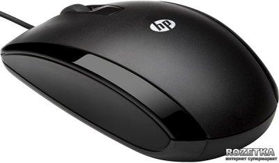 Миша HP X500 USB Black (E5E76AA)