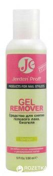 Засіб для зняття гель-лаку Jerden Proff Gel Remover Цитрус 150 мл (4823085609526)