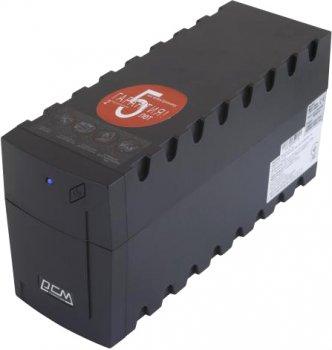Джерело безперебійного живлення Powercom RPT-1000A Schuko