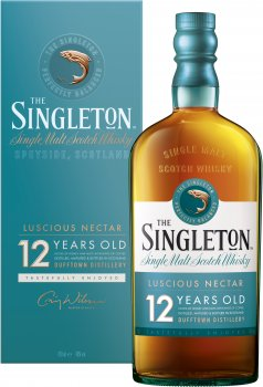 Виски Singleton of Dufftown 12 лет выдержки 0.7 л 40% (5000281021621)