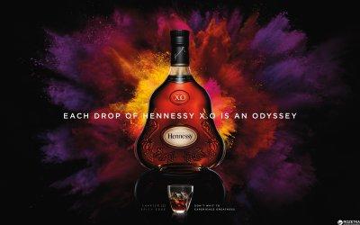 Коньяк Hennessy XO 20 лет выдержки 0.7 л 40% в подарочной упаковке (3245990001218)
