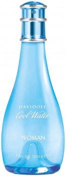 Туалетна вода для жінок Davidoff Cool Water Woman 100 мл (3414202011752)