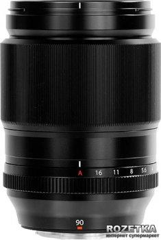 Fujifilm XF 90mm F2.0 Macro R LM WR (16463668)