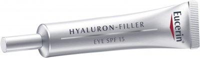 Крем против морщин Eucerin HyaluronFiller для кожи вокруг глаз 15 мл (4005800025631)