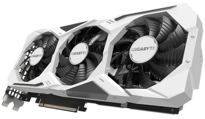 Gigabyte PCI-Ex GeForce RTX 2080 Super Gaming OC White 8G 8GB GDDR6 (256bit) (1845/15500) (HDMI, 3 x DisplayPort) (GV-N208SGAMINGOC WHITE-8GD)