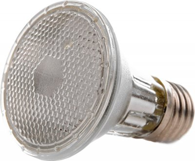 Світлодіодна лампа Brille LED E27 2W 20 pcs PAR20 Yellow (126691)