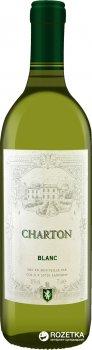 Вино Charton Blanc белое сухое 0.75 л 11% (3500610033414)