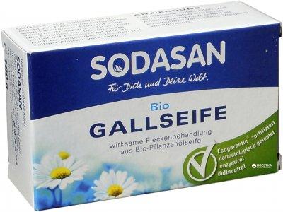 Органічне мило для видалення плям в холодній воді Sodasan Spot Remover 100 г (4019886000741)