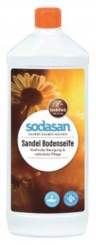 Органическое универсальное моющее средство для пола Sodasan 1 л (4019886000772)