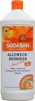 Органічний універсальний миючий засіб Sodasan Sensitiv 1 л (4019886000352)