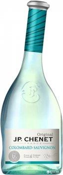 Вино J.P. Chenet Colombard-Sauvignon белое сухое 0.75 л 9.5-14% (3263286301316)