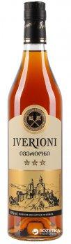 Напиток алкогольный Iverioni 3* 0.5 л 40% (4860018004959)
