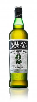 Виски WIlliam Lawson's от 3 лет выдержки 0.7 л 40% (5010752000307_5010752000321)