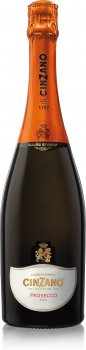 Вино игристое Cinzano Prosecco белое сухое 0.75 л 11% (8000020005285)