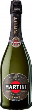 Вино ігристе Martini Brut біле брют 0.75 л 11.5% (8000570467403)
