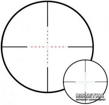 Оптичний приціл Hawke Vantage IR 2-7x32 AO Mil Dot IR R/G (922106)