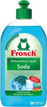 Бальзам-концентрат для посуды Frosch Сода 500 мл (4001499162916_1)