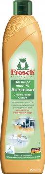 Чистяче молочко Frosch Апельсин 500 мл (4009175148070_1)
