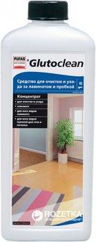 Средство для очистки и ухода за ламинатом и пробкой Glutoclean 1 л (4044899361930)