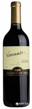 Вино Winemaker Cabernet Sauvignon червоне сухе 0.75 л 13% (7808765713172)
