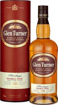Виски Glen Turner Heritage Double Cask 0.7 л 40% (3147699111154)