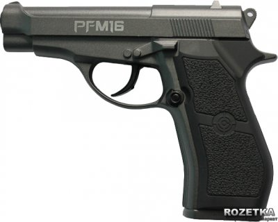 Пневматический пистолет Crosman PFM - 16