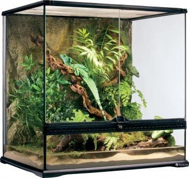 Террариум Exo Terra Natural Medium стеклянный 60x45x60 см (015561226127)