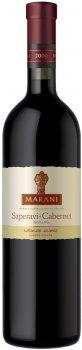Вино Марани Саперави Каберне красное сухое 0.75 л 13% (4867616020602)