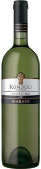 Вино Марани Кондоли Мцване - Киси белое сухое 0.75 л 13% (4867616100045)