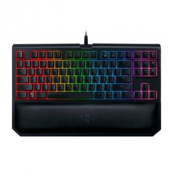 Ігрова клавіатура Razer BlackWidow Tournament Edition Chroma V2 Orange Switch (RZ03-02190700-R3M1)