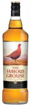 Виски The Famous Grouse 1 л 40% (5010314101015)