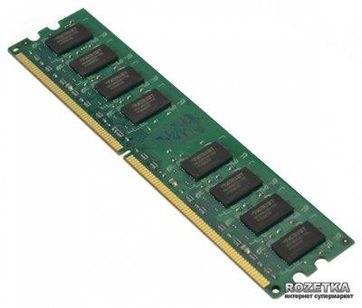 Оперативна пам'ять Patriot DDR2-800 2048MB PC2-6400 (PSD22G80026)