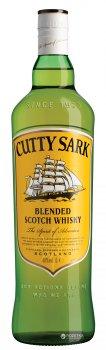 Виски Cutty Sark Original 1 л 40% (5010504100057)