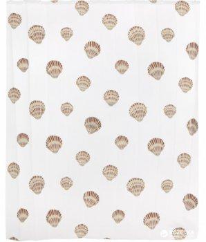 Шторка для ванної Spirella Shell 180x200 Peva Бiла (10.15239)
