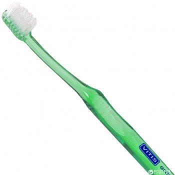Зубная щетка Dentaid Vitis Orthodontic Access Средняя Зеленая (8427426012127-green)