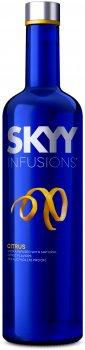 Водка SKYY Infusions Citrus 0.7 л 37.5% (8000040807005)