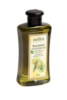 Шампунь Melica Organic с УФ-фильтрами и экстрактом оливок 300 мл (4770416340637)