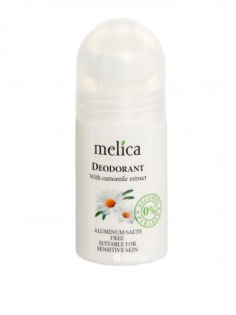 Дезодорант Melica с экстрактом ромашки 50 мл (4770416342211)