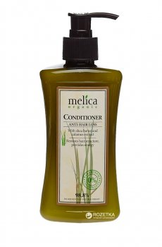 Бальзам-кондиционер Melica Organic с маслом Ши и экстрактом аира 300 мл (4770416340668)