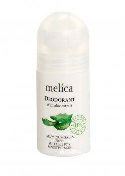 Дезодорант Melica с экстрактом алоэ 50 мл (4770416342235)