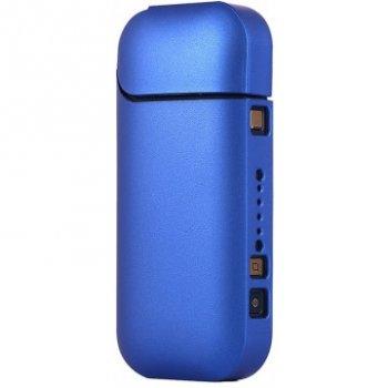 Пластиковий чохол IQOS для IQOS (Айкос) 2.4 Plus синій
