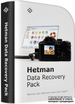 Hetman Data Recovery Pack Офисная версия для 1 ПК на 1 год (UA-HDRP2.2-OE)
